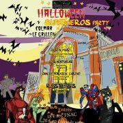 Halloween Party à Colmar - Le Grillen
