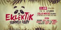 eklektik party avec la team gaiaphonik