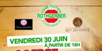 soiree barbecue geant