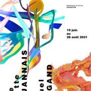 Exposition de Juliette Jouannais et Samuel Aligand