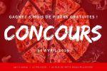 concours du plus grand mangeur de pizza