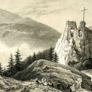 Maquettes et dessins autour de l'exposition  « Les Waldner de Freundstein, une famille chevaleresque de Haute Alsace. »