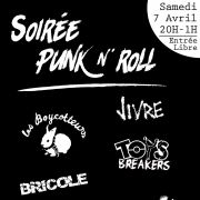 Soirée Punk n\'Roll