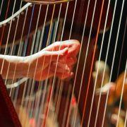 Deux harpes et une voix