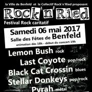 Festival Rock\'n\'Ried 2018