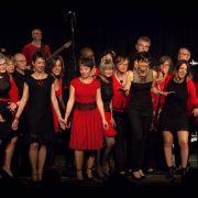 Groupe vocal Turbulence : Chanson française chorégraphiée