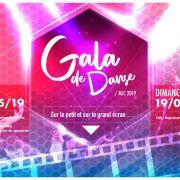 Gala de Danse Sur le petit et le grand écran !
