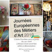 L\'Atelier Porcelaine ouvre ses portes