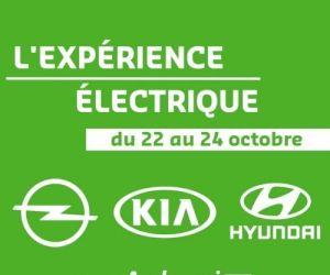 L\'Expérience électrique #2 : Pour essayer et tout savoir sur les véhicules électriques