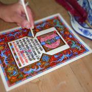 Atelier adulte : calligraphie