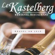Réveillon de la Saint-Sylvestre 2018/2019 à Andlau - Kastelberg Hôtel Restaurant COMPLET