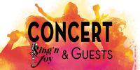 sing'n joy et guests