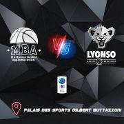 Mulhouse Basket Agglomération - Lyonso Basketball