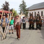 Marché aux puces et fête du village à Grendelbruch 2018