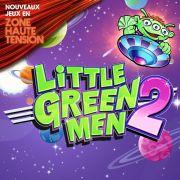 Nouvelles Machines à Sous dont Little Green Men 2