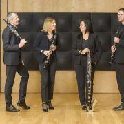 Quatuor de Clarinettes A Piacere