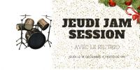 jeudi jam session de noel