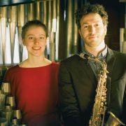 Concert Duo AUREA - Orgue et Saxophone