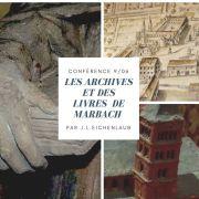 Les archives et des livres de Marbach