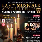 6e Musicale aux Chandelles