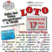 Loto Bingo à Ingenheim