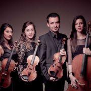 Musiques Éclatées 2020 concert 8 : Quatuor Adastra