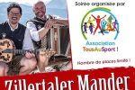 soiree autrichienne : zillertaler mander