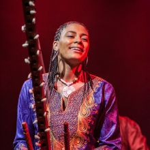 Sona Jobarteh et Band