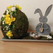 Atelier Floral de Pâques