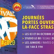 Festival O.Q.P 2020 • Journées portes ouvertes de la FACC Strasbourg
