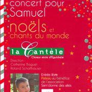 La Cantèle : Concert pour Samuel