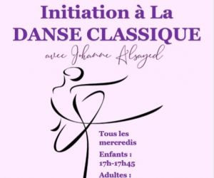 Inititation à la danse classique