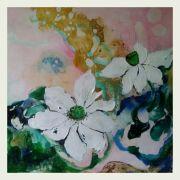Exposition des peintures sur porcelaine d\'Hélène Brillaux