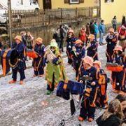 Carnaval d\'Oltingue 2018