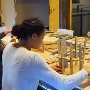 Atelier pour adultes : Une idée en carton !