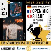 Open Mic 3 Länd