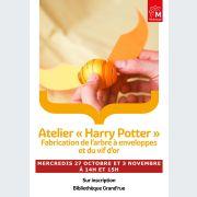 Atelier Harry Potter