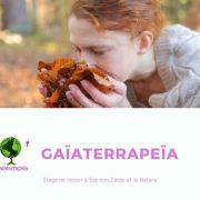 Gaiaterrapeia (r) Stage de reconnexion à la nature, à son corps et à soi