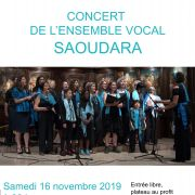 Ensemble vocal Saoudara