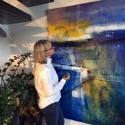Exposition et vernissage de Christine Barth Mroz
