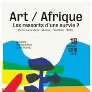 Art/Afrique : les ressorts d'une survie ?