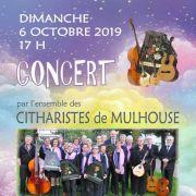 Concert de l\'ensemble des Citharistes de Mulhouse