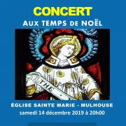 Concert de l\'Ensemble Vocal Mosaïques de Mulhouse \