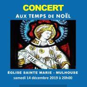 Concert de l\'Ensemble Vocal Mosaïques de Mulhouse \