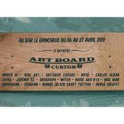 Du l\'Art dans l\'Urne - Art Board Custom