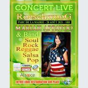 Live Concert avec Mariah Appavoo & Band