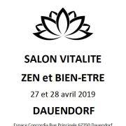 Salon Vitalité Zen et Bien-Être