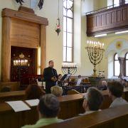 Exposition rétrospective sur les 10 ans du mini festival de musique juive