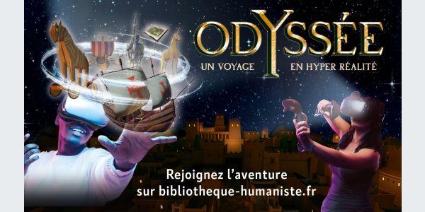 Odyssée - La Bibliothèque dont vous êtes le héros