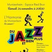 Du Jazz et bien plus !